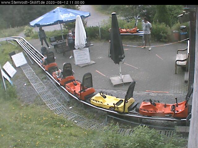 Skigebiet Sternrodt Bruchhausen - Webcam 2